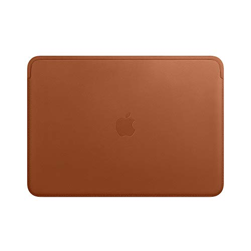 Apple Leather Sleeve (for MacBook Pro 13-inch Laptop) – Saddle Brown