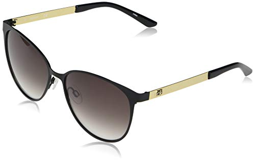 CALVIN KLEIN EYWEAR CK20139S-001 zonnebril voor dames - zwart - Een maat