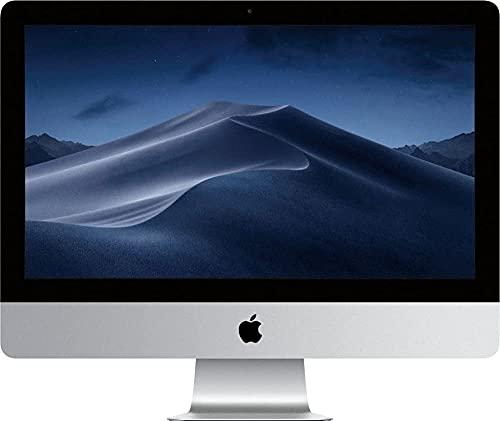 Apple iMac 21.5' (i5-7360u 2.3ghz 8gb 1tb HDD) QWERTY U.S Teclado MMQA2LL/A Medio 2017 Plata (Reacondicionado)