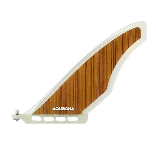 AQUBONA - Aleta para tabla de surf (22,8 cm)
