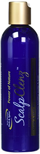 North American Herb and Spice Scalpclenz Shampoo, 8 Ounce