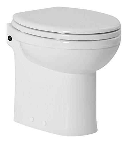 Planus Sibari WC con Trituratore, Bianco