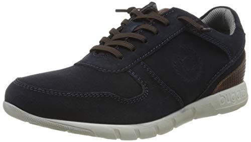 bugatti Herren 323310041400 Sneaker, Blau, 43 EU