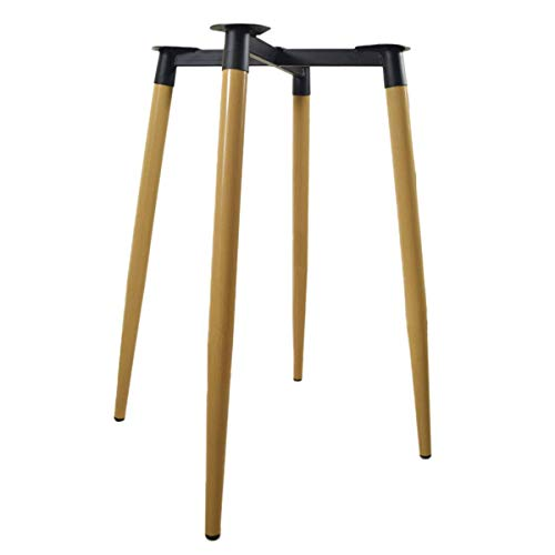 Muebles dela pierna de apoyo,muebles desoporte del pie de estilo europeo patas de la mesa baja de hierro minimalista, 72cm de alto antideslizante de negociación / patas de la mesa de conferencias