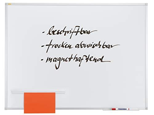 Franken SC3103 Magnetische Schreibtafel 120 x 90 cm, lackiert