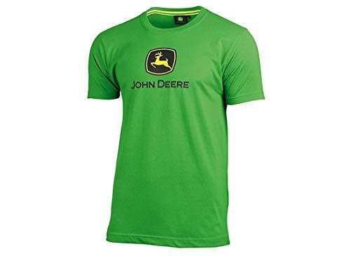 John Deere T-Shirt Grün (M)