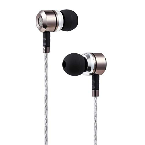 Sephia SP3060 Earbuds, Noise Isolating in Ear Headphones, Powerful Bass Sound, High Definition, Pure Audio, Earphones for iPhone, iPod, iPad, MP3 Players, Samsung Smartphones and Tablets 8