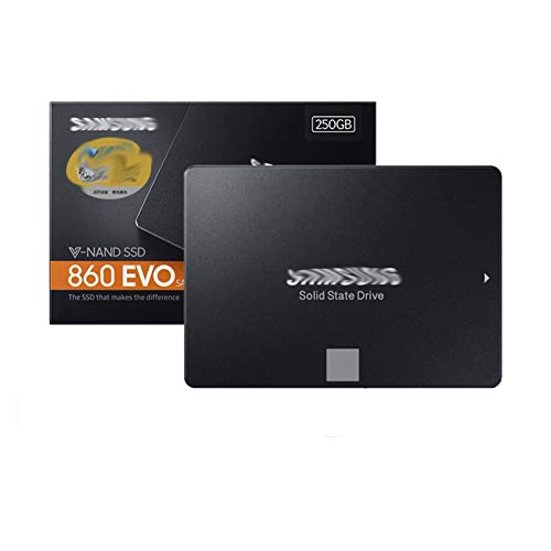 WTBH Disco Duro Externo SSD 860 EVO 250 GB 500GB 1TB SATA...
