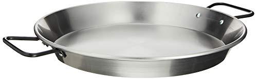 Garcima 13 1/2-inch Pata Negra Restaurant Grade Paella Pan, 34cm