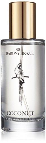 Barony Brazil Coconut Eau de Toilette, 50ml