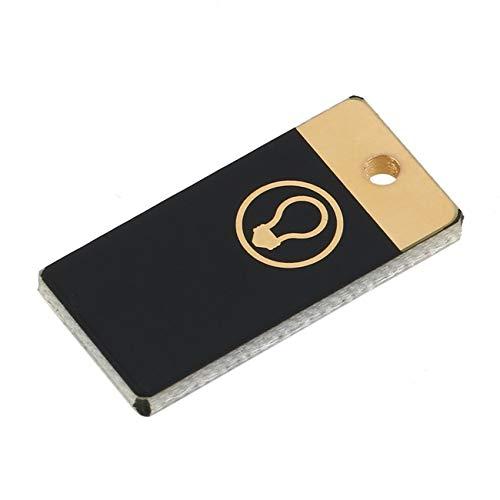 LasVogos 1pcs Mini USB acampa Ligero de la Noche móvil USB LED Blanco de la lámpara/luz Caliente al por Mayor de 0,2 W, Potencia Ultra Baja, 2835 Chips