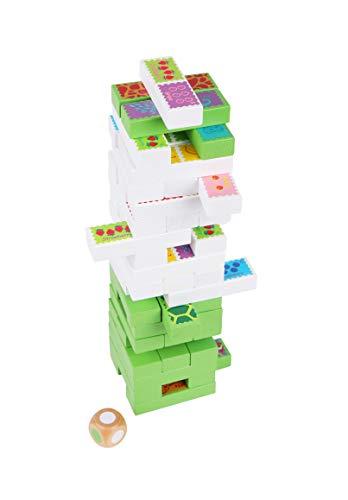Aquamarine Games La Torre Plus 3 Juegos en 1 FSC100% NC-COC-059290