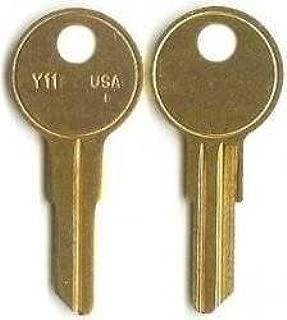 HON Replacement Keys (104)