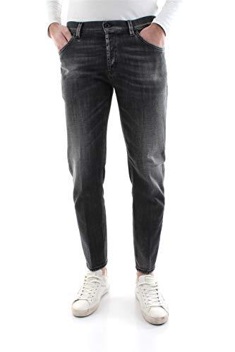 Dondup Brighton BC7 Jeans Herren Denim Light Blue 30