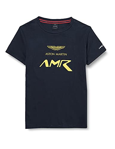 Hackett London AMR Wings T Y Camiseta, Azul Marino, 9 años para...
