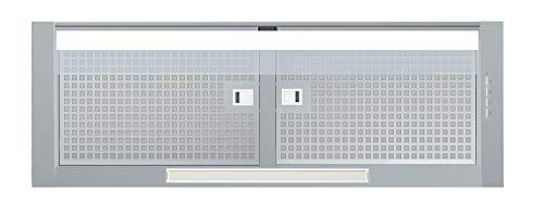 CATA CORONA X 60 850 m³/h Encastrada Acero inoxidable A - Campana (850 m³/h, Canalizado/Recirculación, A, A, B, 65 dB)