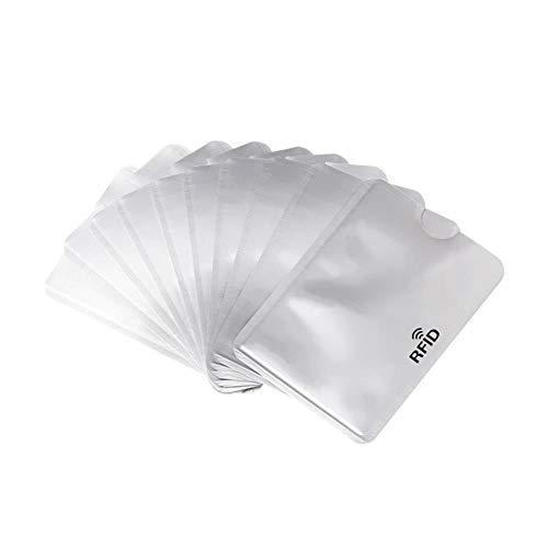 STREET RFID creditcard bescherming sticker anti-diefstal anti-card houder bescherming bank kaart sleeve beschermende mouw