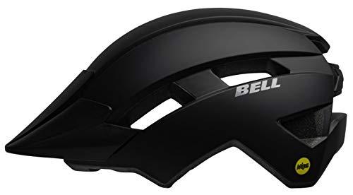 BELL Unisex Youth Sidetrack II Mips Children's Bicycle Helmet, Matte Black, standard size