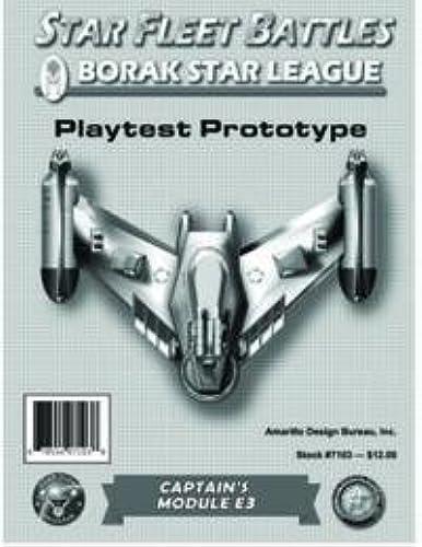 compras de moda online Star Fleet Battles E3 Module 'Borak Star League' League' League' by Star Fleet Battles ADB  selección larga