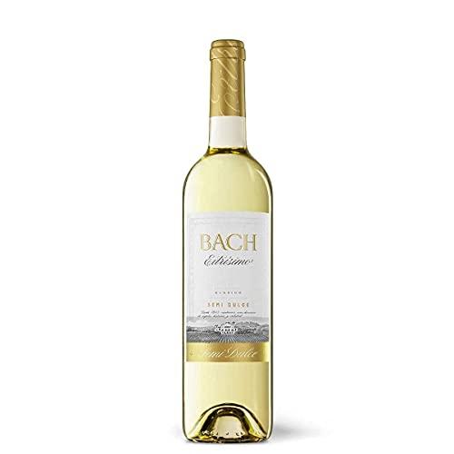 Bach Extrísimo - Vino Blanco Semidulce - 0.75 L
