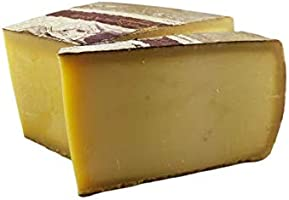 Fromage comté AOP réserve - Affinage 16/20 mois - 1kg de fromage - Comté fromage livré sous vide pour conserver son...
