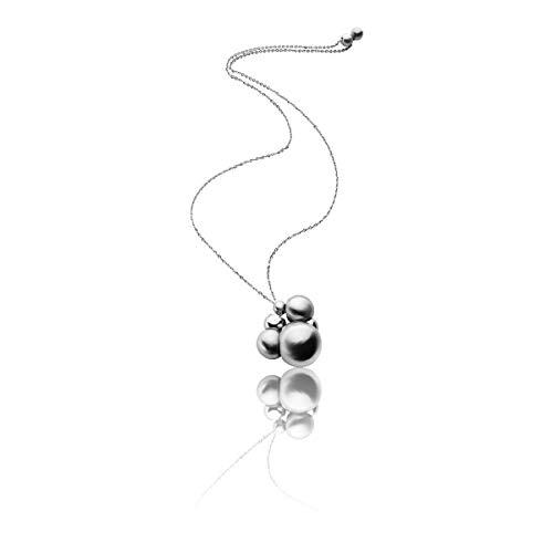 Breil TJ0913 - Collana CHAOS da donna, acciaio inossidabile, 750/900 mm