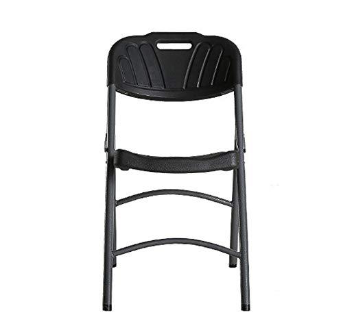 Président Chaise Chaise Pliante renforcée Chaise de Loisirs en Plein air Chaise de Formation Table et Chaise Simples Chaise de soufflage