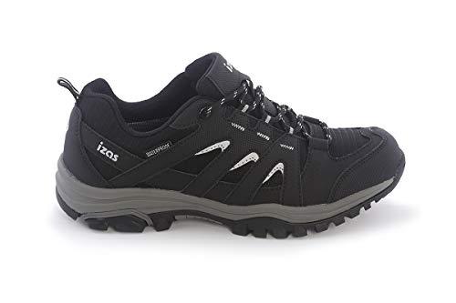 IZAS Bald Chaussures Noir 40