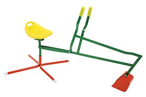 Hab Sandbagger aus Metall Sandspielzeug Bagger für Sandkasten