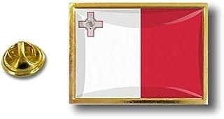 Spilla Pin pin's Spille spilletta Giacca Bandiera Distintivo Badge Malta