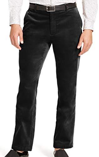 INC Mens Black Chinos Formal Pants Size: 34 Waist