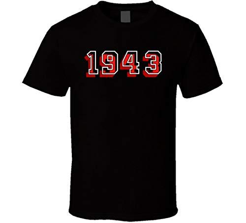 N/N 1943 1942 Arcade - Camiseta de manga corta para videojuegos Negro Negro ( 3XL