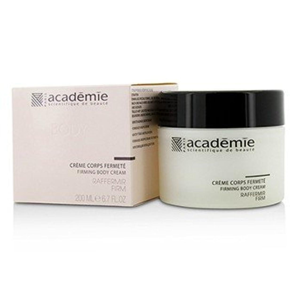 国民完全に乾く乞食[Academie] Firming Body Cream 200ml/6.7oz