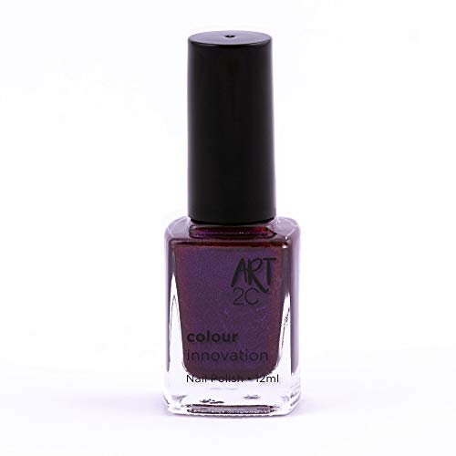 Art 2C The Other SideColour Innovation - klassischer Nagellack - 96 Farben, 12 ml, Farbe: 866
