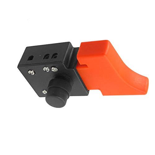 Aexit Winkelschleifersteuerung DPST-Taster für AC 250V 6A für VivaKi 150 (a83d9793e05cbbf3ea923f9cf0d9545c)