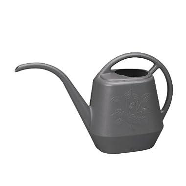 Bloem Aqua Rite Watering Can, 144 oz, Peppercorn (JW41-60)