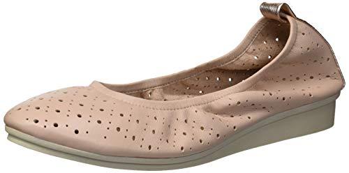 Aerosoles Women's Wooster Ballet Flat, LT Pink Leather, 8.5