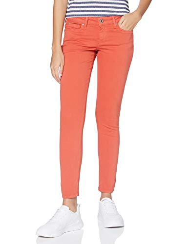 Pepe Jeans Jeans, Rojo (Rosevelt Red 211), W26 para Mujer
