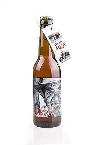 MICA - Cerveza tostada indian pale ale raíz