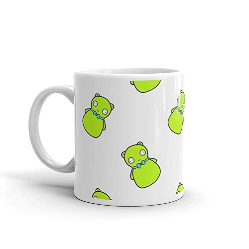 Kuchi Kopi Mug 11 Oz White Ceramic
