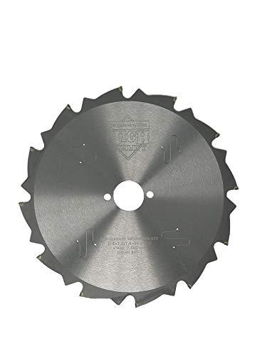 jjw-germany PKD - Diamant Sägeblatt 216 x 2,2 x 30 Z= 12 FL negativ für zementgebundene Faserplatten o. abrasive Werkstoffe