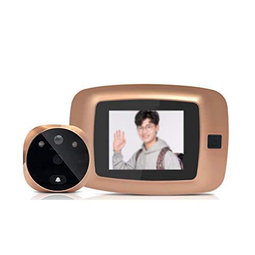 Review Of Wired Video Intercom System Video Doorbell Doorphone Metal Outdoor Camera, a