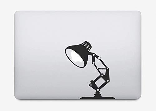Positive Rise Co Lampara de Mesa Mac Adhesivos de Vinilo Apple Mac Pro y Mac Air