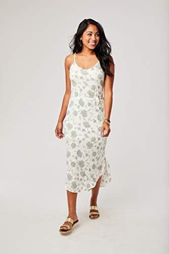CARVE Designs Women's Vikki Dress, Foam Haku, SM