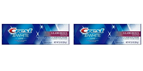 Crest 3D White Luxe Glamorous White…