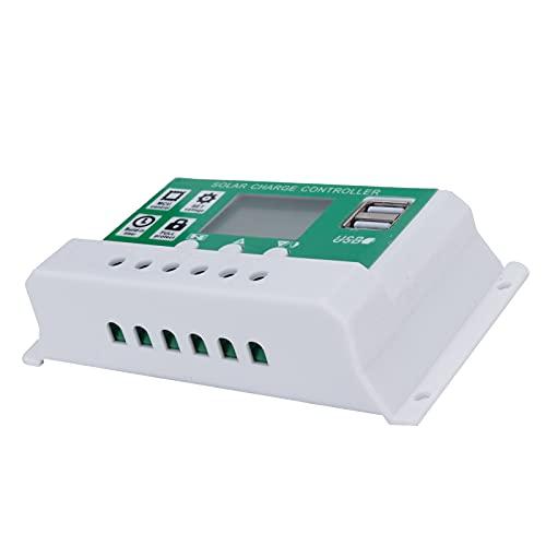 LZKW Regulador de Carga Solar, Circuito Anti-reflujo del regulador Solar automático del LCD para Cargar