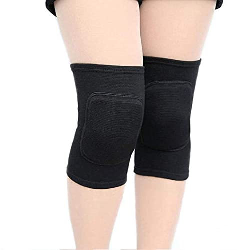 BATFE Volleyball Knee Pads for Dancers, Soft Breathable Knee Pads for Men Women Kids Knees Protective, Knee Brace for Volleyball Football Dance Yoga Tennis Running Cycling Workout Climbing