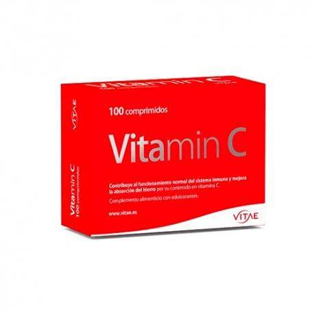 VITAE Vitamin C 100comp, Estándar, Único
