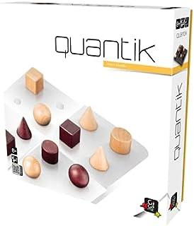Gigamic Quantik Board Game - GCQU-EN, 3+ Years