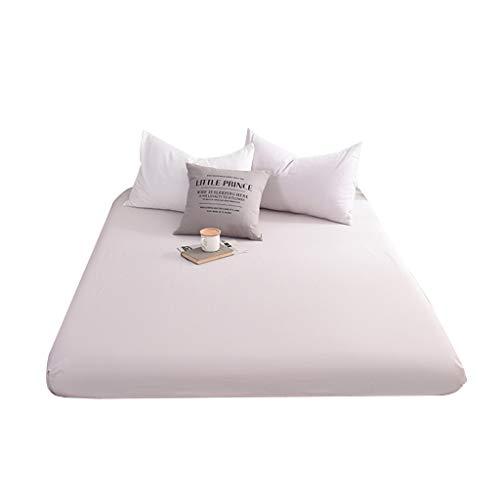 Sannysis Jersey Spannbettlaken Spannbetttuch Baumwolle Bettlaken 4 Größen 20 Farben Aus 100% Baumwolle